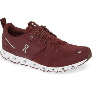 オン ON メンズ ランニング・ウォーキング シューズ・靴【Cloudterry Running Shoe】Ruby