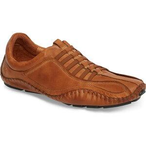 ピコリノス PIKOLINOS メンズ ドライビングシューズ シューズ・靴【'Fuencarral' Driving Shoe】Light Brown