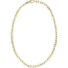 モニカ ヴィナダー MONICA VINADER レディース ネックレス ジュエリー・アクセサリー【Alta Capture Mini Link Necklace】Yellow Gold