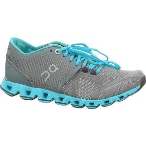 オン ON レディース フィットネス・トレーニング シューズ・靴【Cloud X Training Shoe】Grey/Atlantis