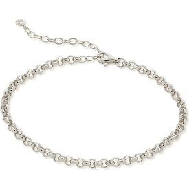 モニカ ヴィナダー MONICA VINADER レディース ブレスレット ジュエリー・アクセサリー【Bombata Chain Bracelet】Silver