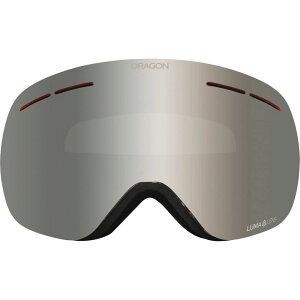ドラゴン DRAGON メンズ スキー・スノーボード ゴーグル【X1S 70mm Snow Goggles with Bonus Lens】Quartz/Silon/Amber
