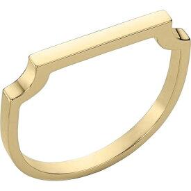 モニカ ヴィナダー MONICA VINADER レディース 指輪・リング ジュエリー・アクセサリー【Signature Thin Ring】Gold