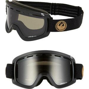 ドラゴン DRAGON レディース スキー・スノーボード ゴーグル【D1 OTG Snow Goggles with Bonus Lens】Gumsole/Smoke Amber