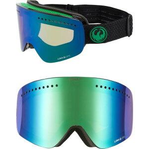 ドラゴン DRAGON レディース スキー・スノーボード ゴーグル【NFX Frameless Snow Goggles】Split/Grnion Amber