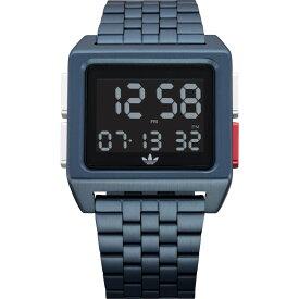 アディダス ADIDAS レディース 腕時計 【Archive Digital Bracelet Watch, 36mm】Navy/Black/Navy