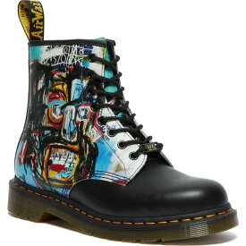 ドクターマーチン DR. MARTENS メンズ ブーツ シューズ・靴【x Jean-Michel Basquiat 1460 Boot】Black Print