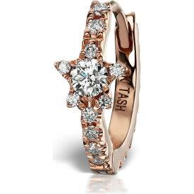 マリアタシュ MARIA TASH レディース イヤリング・ピアス ジュエリー・アクセサリー【Diamond Star Eternity Clicker】Rose Gold/Diamond