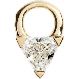 マリアタシュ MARIA TASH レディース ジュエリー・アクセサリー チャーム【Diamond Trillion Earring Charm】Yellow Gold