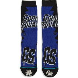スタンス STANCE メンズ ソックス インナー・下着【'Space Jam: A New Legacy' Goon Squad Crew Socks】Black