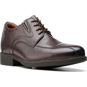 クラークス Clarks メンズ 革靴・ビジネスシューズ シューズ・靴【Whiddon Pace Oxfords】Dark Brown