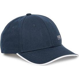 ヒューゴ ボス BOSS メンズ キャップ 帽子【Navy logo twill cap】Navy