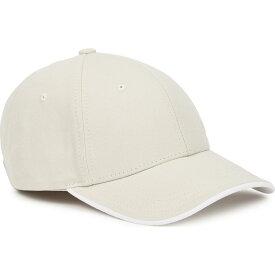 ヒューゴ ボス BOSS メンズ キャップ 帽子【Stone logo twill cap】Natural