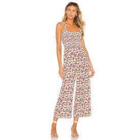 フェイスフルザブランド FAITHFULL THE BRAND レディース ワンピース・ドレス オールインワン【Bernard Jumpsuit】Lumina Floral