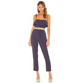 トゥラロサ Tularosa レディース ワンピース・ドレス オールインワン【City Jumpsuit】Blue