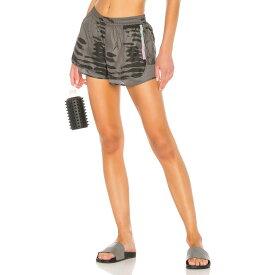 アディダス adidas by Stella McCartney レディース ショートパンツ ボトムス・パンツ【Run M20 Short】Grey Five