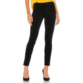 ハドソンジーンズ Hudson Jeans レディース ジーンズ・デニム ボトムス・パンツ【Barbara High Waist Super Skinny Ankle】Midnight Navy