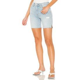 ハドソンジーンズ Hudson Jeans レディース ショートパンツ サイクルジャージ ボトムス・パンツ【Hana Mini Biker Short】Devout