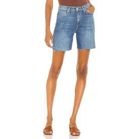 ハドソンジーンズ Hudson Jeans レディース ショートパンツ サイクルジャージ ボトムス・パンツ【Hana Mini Biker Short】Underpass