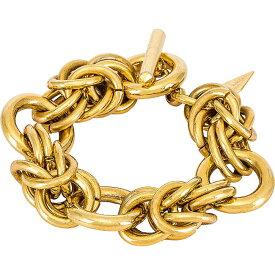 二コール ロマーノ Nicole Romano レディース ブレスレット ジュエリー・アクセサリー【Chain Bracelet】Gold