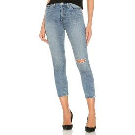 ハドソンジーンズ Hudson Jeans レディース ジーンズ・デニム ボトムス・パンツ【Holly High Rise Crop Skinny】Upshot