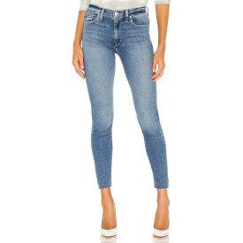 ハドソンジーンズ Hudson Jeans レディース スキニー・スリム ボトムス・パンツ【Barbara High Waist Super Skinny】Brighton