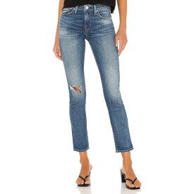 ハドソンジーンズ Hudson Jeans レディース ジーンズ・デニム ボトムス・パンツ【Nico Mid Rise Skinny Ankle】Crave