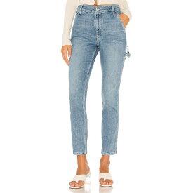 ハドソンジーンズ Hudson Jeans レディース ボトムス・パンツ 【Holly High Rise Carpenter Pant】Terrace