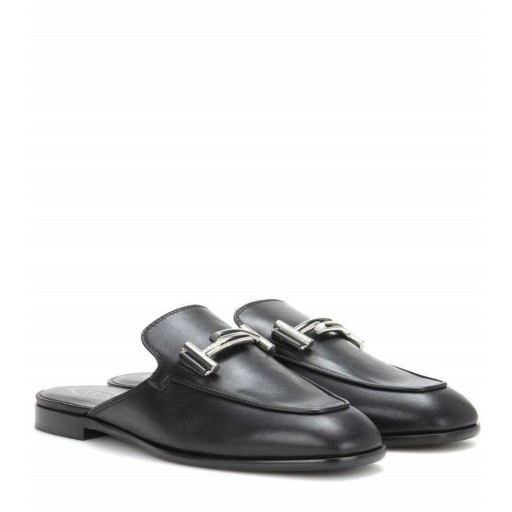 トッズ Tod's レディース シューズ・靴 サンダル【Leather mules】