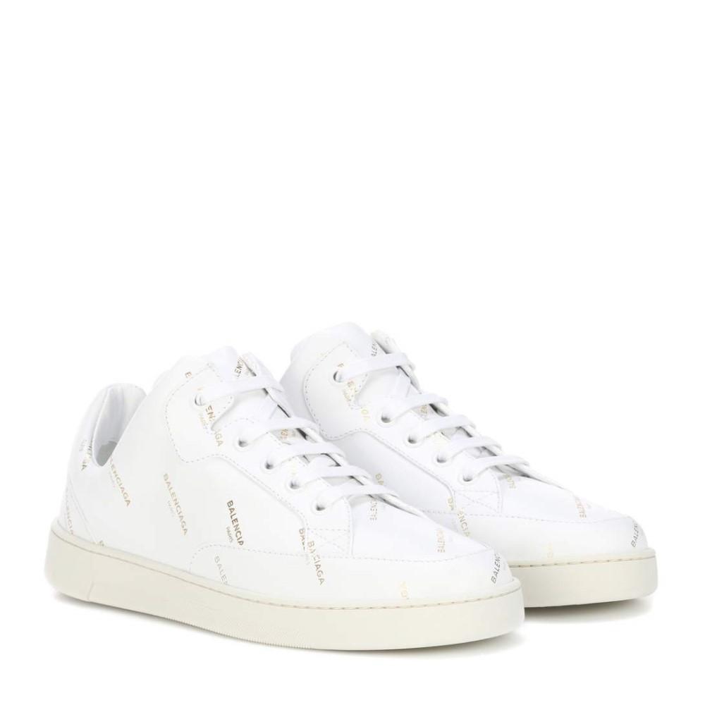バレンシアガ Balenciaga レディース シューズ・靴 スニーカー【Base printed leather sneakers】