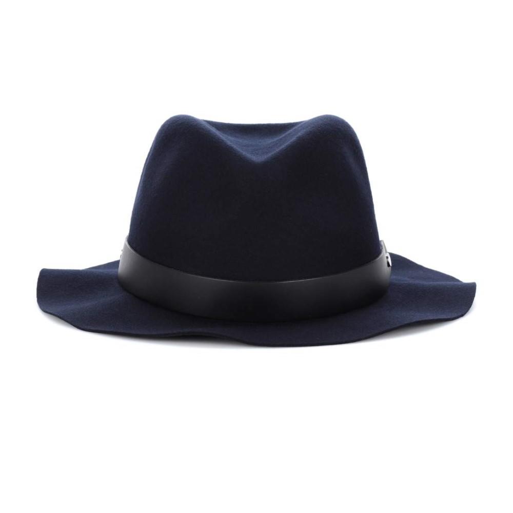 ラグ&ボーン Rag & Bone レディース 帽子 ハット【Wool fedora】