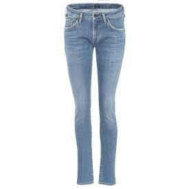 シチズン オブ ヒューマニティ レディース ボトムス・パンツ ジーンズ・デニム【Racer low-rise skinny jeans】Reyes Racer