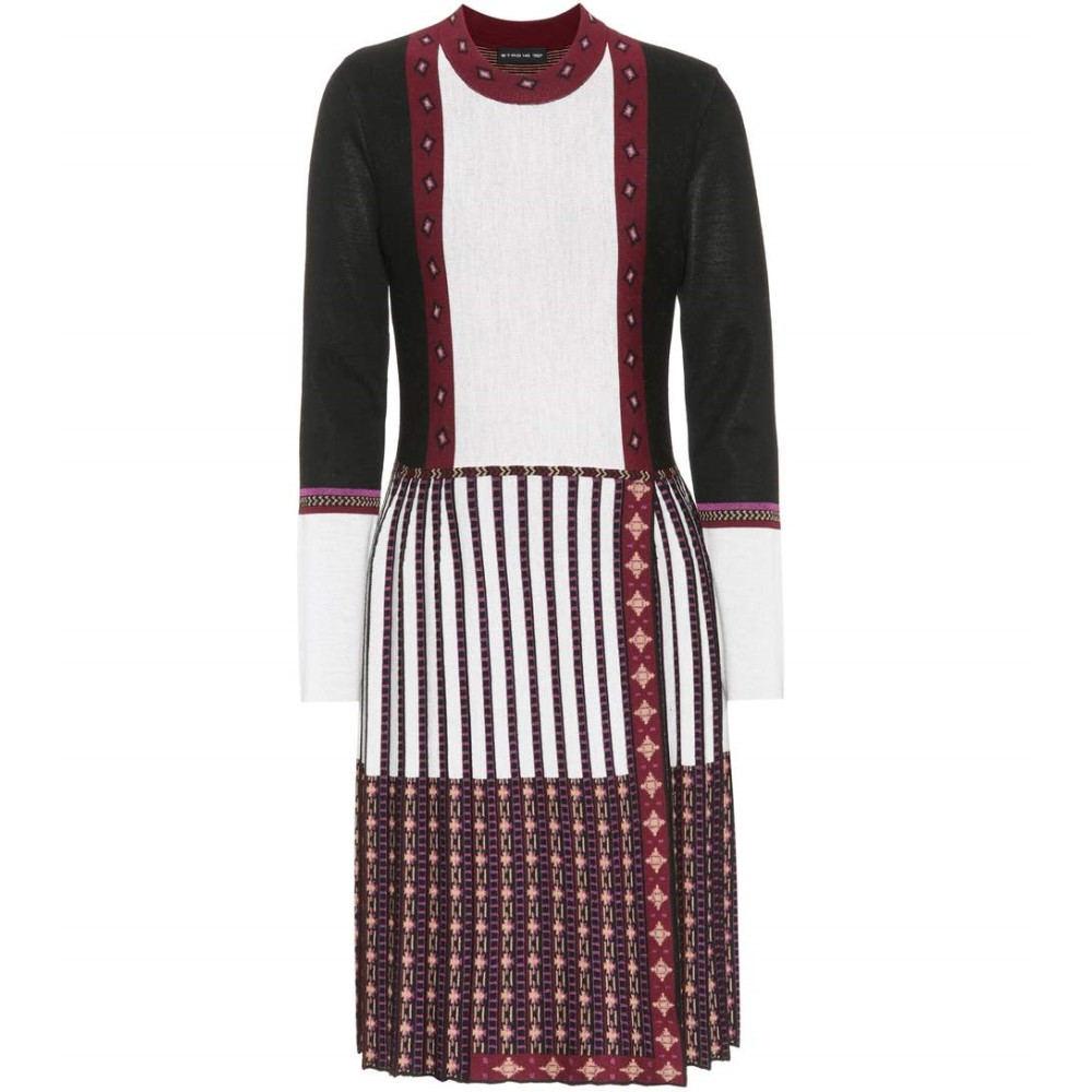 エトロ レディース ワンピース・ドレス ワンピース【Knitted wool-blend dress】