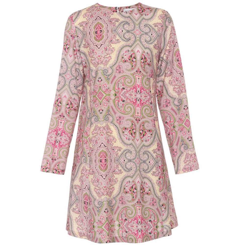 エトロ レディース ワンピース・ドレス ワンピース【Paisley-printed wool dress】