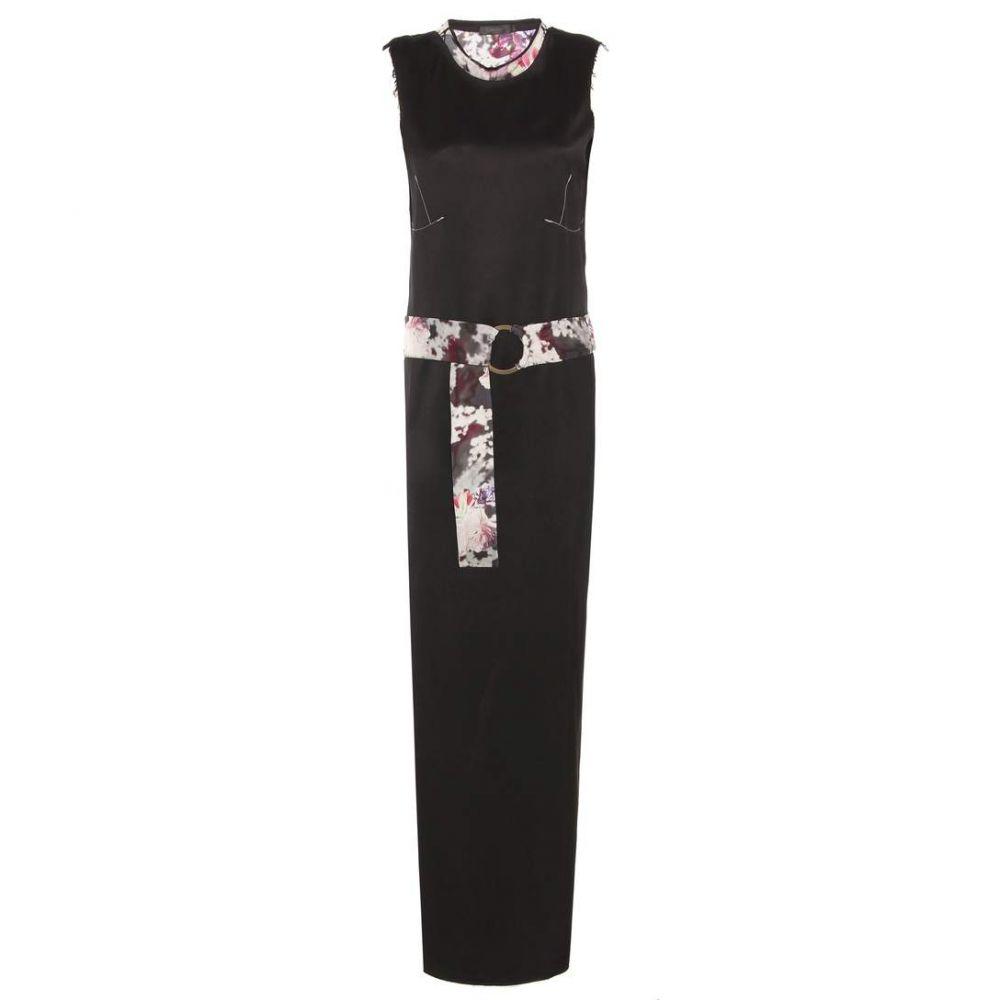 カルバンクライン レディース ワンピース・ドレス ワンピース【Giano satin dress】Black