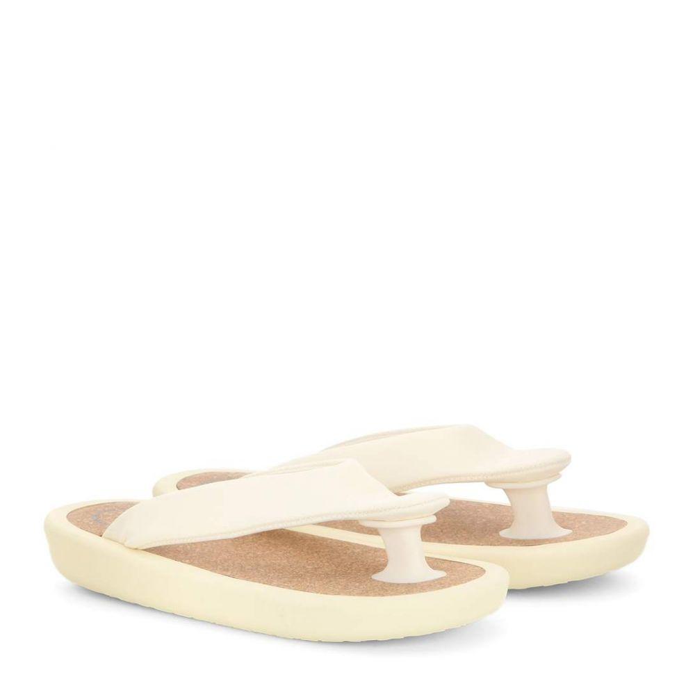 エイティーズ レディース シューズ・靴 ビーチサンダル【Jojo cork flip flops】Off White