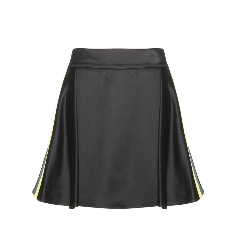 ケンゾー レディース スカート ミニスカート【Satin miniskirt】