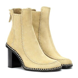 J.W.アンダーソン JW Anderson レディース シューズ・靴 ブーツ【Scare Crow suede ankle boots】Camel