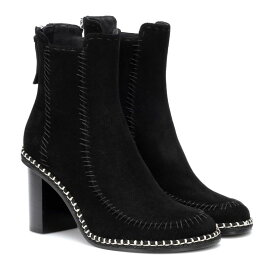 J.W.アンダーソン JW Anderson レディース シューズ・靴 ブーツ【Scare Crow suede ankle boots】Black