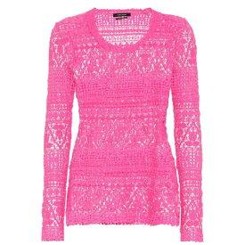イザベル マラン Isabel Marant レディース トップス【Yulia cotton-blend top】Pink