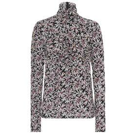 イザベル マラン Isabel Marant, Etoile レディース トップス【Truey printed jersey top】Pink/Black