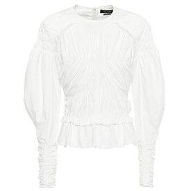 イザベル マラン Isabel Marant レディース トップス【Ullo ruffle top】white