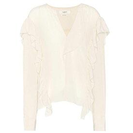 イザベル マラン Isabel Marant, Etoile レディース トップス ブラウス・シャツ【Welby blouse】Ecru