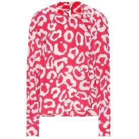 イザベル マラン Isabel Marant レディース トップス ブラウス・シャツ【Clare stretch silk blouse】pink drop