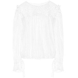イザベル マラン Isabel Marant, Etoile レディース トップス ブラウス・シャツ【Rock embroidered cotton blouse】