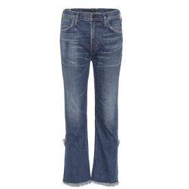 シチズン オブ ヒューマニティ Citizens of Humanity レディース ボトムス・パンツ ジーンズ・デニム【Drew Fray high-waisted jeans】Altra