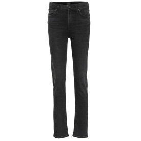 シチズン オブ ヒューマニティ Citizens of Humanity レディース ボトムス・パンツ ジーンズ・デニム【Harlow high-rise slim jeans】Descend