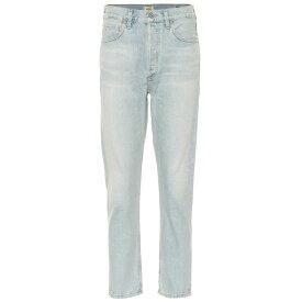 シチズン オブ ヒューマニティ Citizens of Humanity レディース ボトムス・パンツ ジーンズ・デニム【Charlotte high-rise straight jeans】wild one
