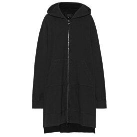メゾン マルジェラ MM6 Maison Margiela レディース アウター コート【Oversized cotton coat】black