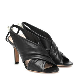 ニコラス カークウッド Nicholas Kirkwood レディース シューズ・靴 サンダル・ミュール【Delphi leather sandals】Black